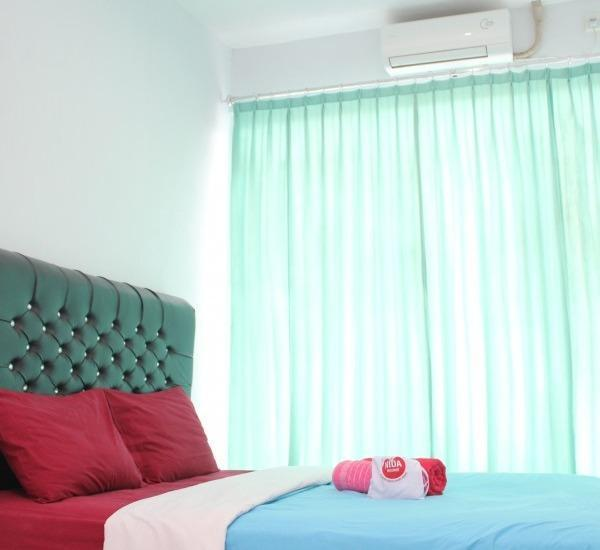 NIDA Rooms Semarang Kartini Semarang Timur - Kamar tidur