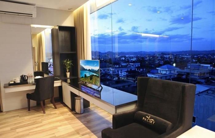 Palmy Exclusive Hotel Berau - Interior