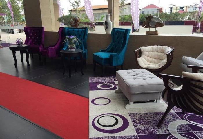 Fame Hotel Batam Batam - Lobby