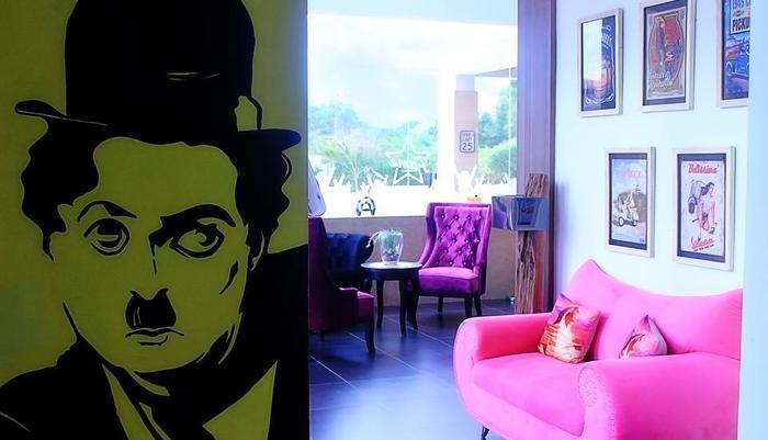 Fame Hotel Batam Batam - Interior