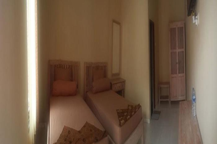 Omah Dusun Padi View Yogyakarta - Twin Beds Large Room
