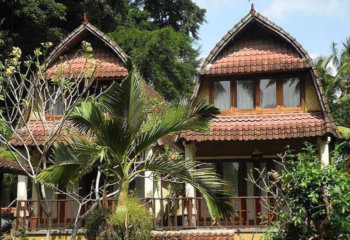 Villa Jineng Ubud Bali - Eksterior