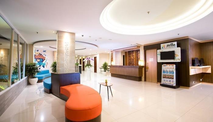 Siesta Legian Hotel Bali - Lobby