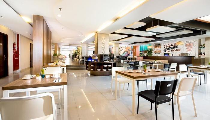 Siesta Legian Hotel Bali - Restaurant