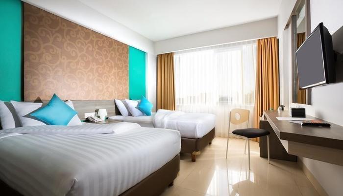 Siesta Legian Hotel Bali - Bedroom