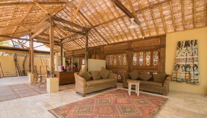 Les Villas Ottalia Gili Meno Lombok - Lobby