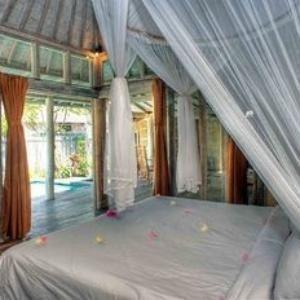 Les Villas Ottalia Gili Meno Lombok - Deluxe Villa