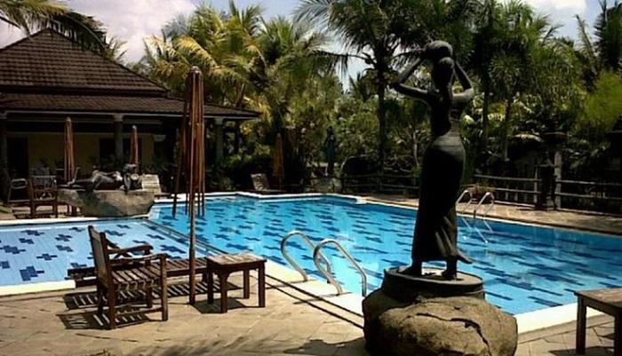 The Oxalis Regency Hotel Magelang - Kolam Renang