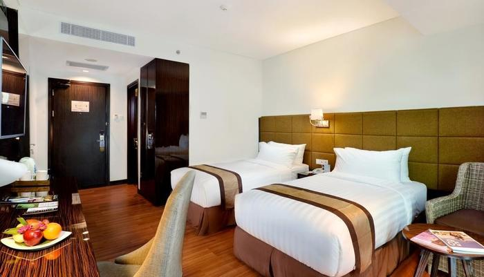 The Atrium Hotel and Resort Yogyakarta - Deluxe Twin room