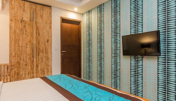 ZEN Premium Seminyak Drupadi 3 Bali - Tempat Tidur Double