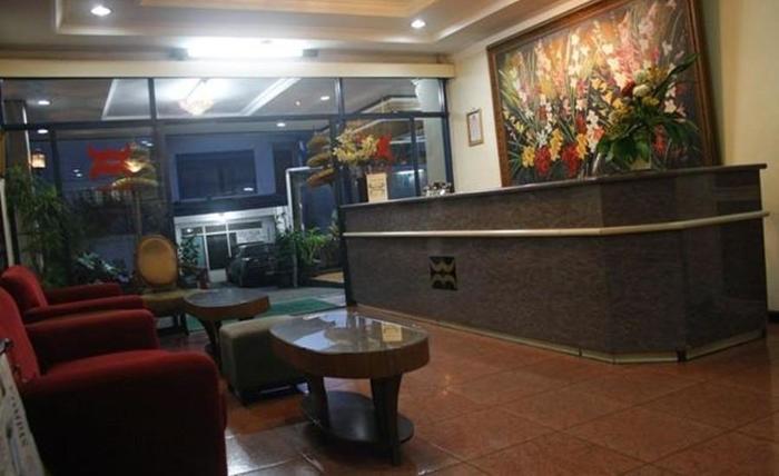 Mirah Sartika Hotel Bogor - Lobi