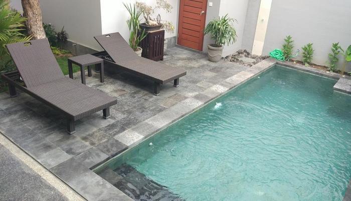 Sweet Corner Guest House Bali - Kolam Renang