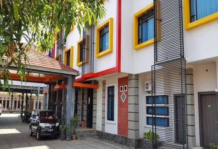 Hotel Bintang Redannte Garut - Hotel Building