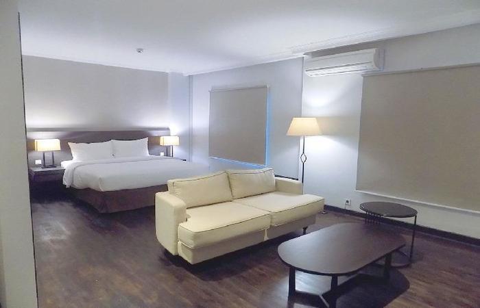 Samala Hotel Jakarta, Cengkareng Jakarta - Kamar tidur
