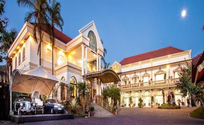 Hotel Batu Permai Malang - Tampilan Luar Hotel