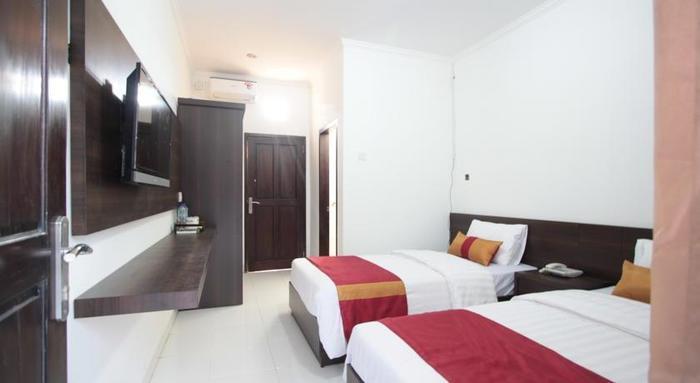 Bakung Sunset Hotel Bali - Kamar Tamu