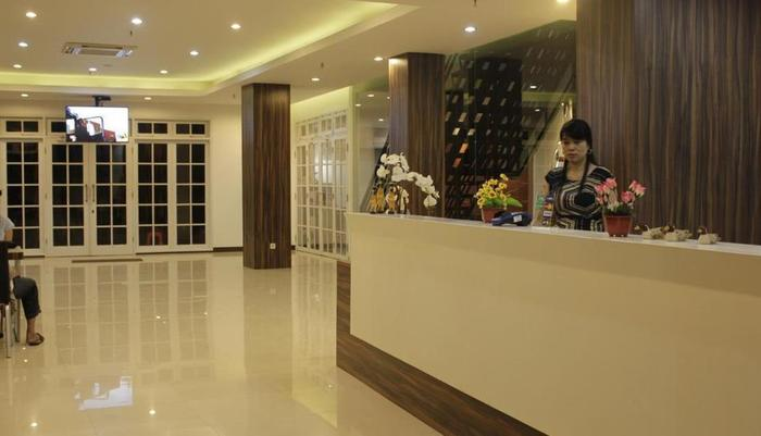 Veleza Hotel Bandung - Resepsionis