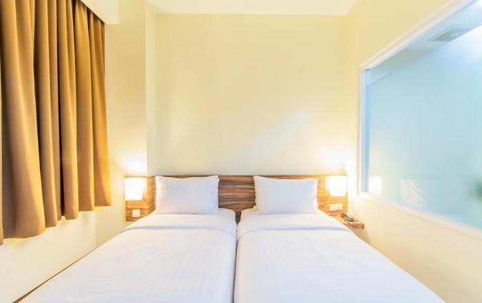 Veleza Hotel Bandung - Superior Twin