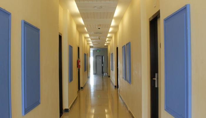 Sinar Sport Hotel Bengkulu - Corridor