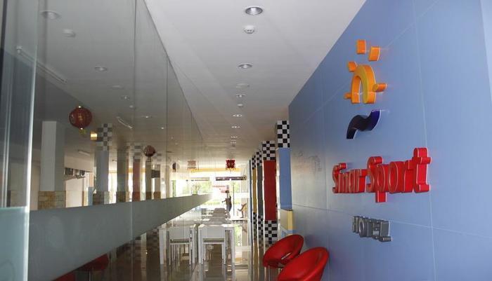 Sinar Sport Hotel Bengkulu - Lobby