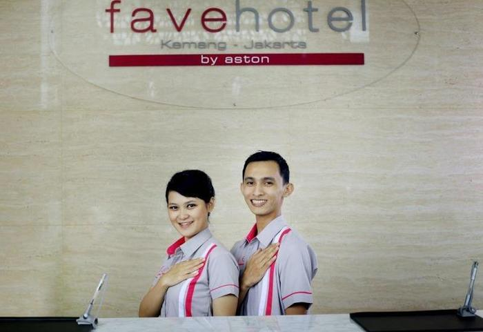 favehotel Kemang - Greetings