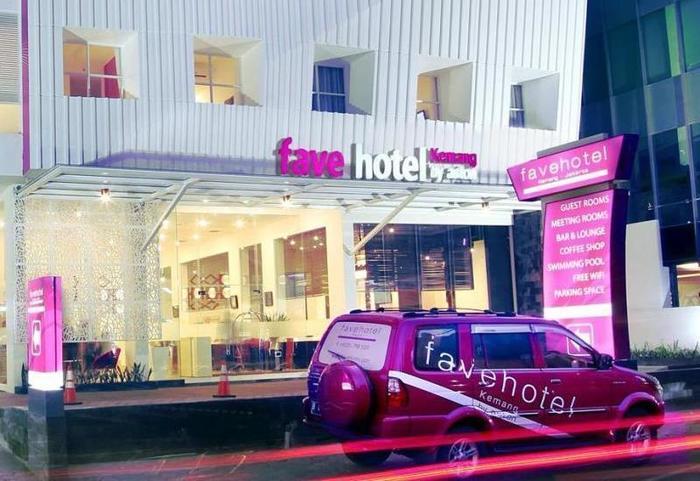 favehotel Kemang - Hotel Building