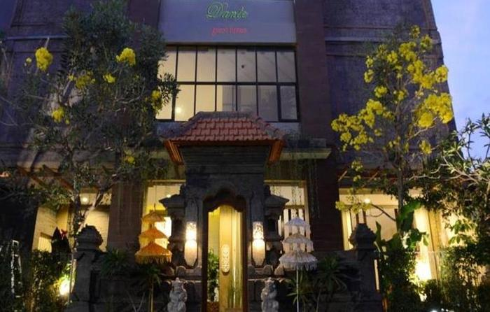Dante Guest House Bali - Eksterior