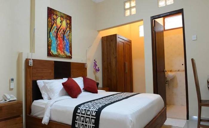 Dante Guest House Bali - Kamar tamu