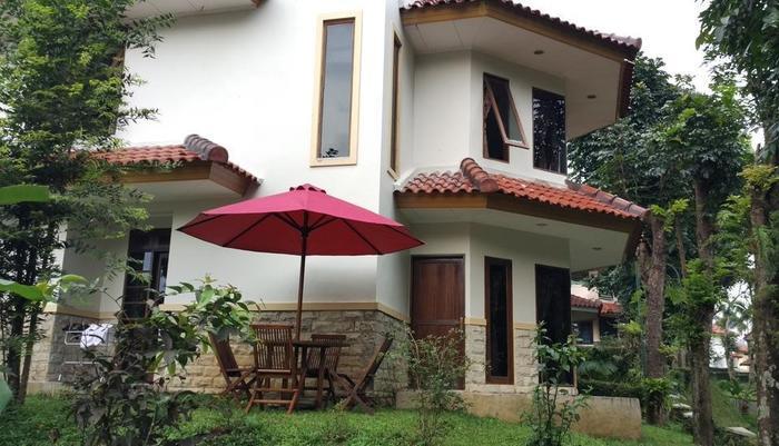 Villa Sabrina Bumi Ciherang Cianjur - 20