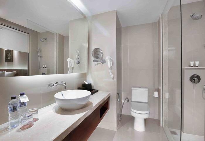 The Alana Yogyakarta Hotel Yogyakarta - Kamar mandi