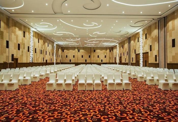 The Alana Yogyakarta Hotel Yogyakarta - Theater style set up