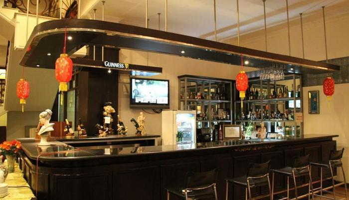 NIDA Rooms Balikpapan Klandasan - Bar