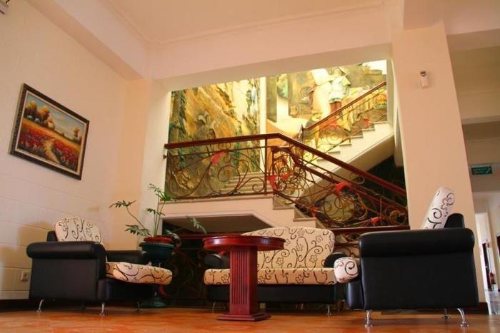 NIDA Rooms Balikpapan Klandasan - Pemandangan Area