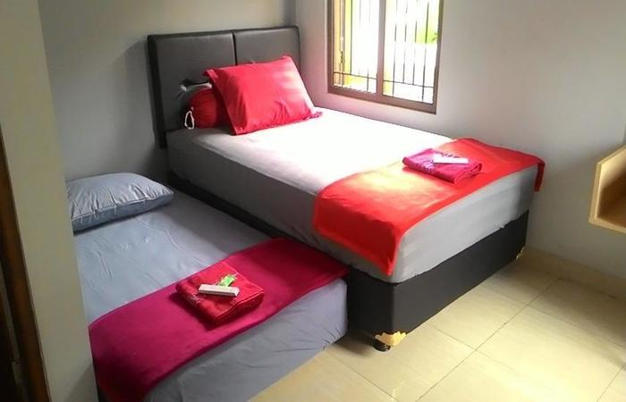 Rumah Amanah Homestay Syariah Yogyakarta - Standard Twin