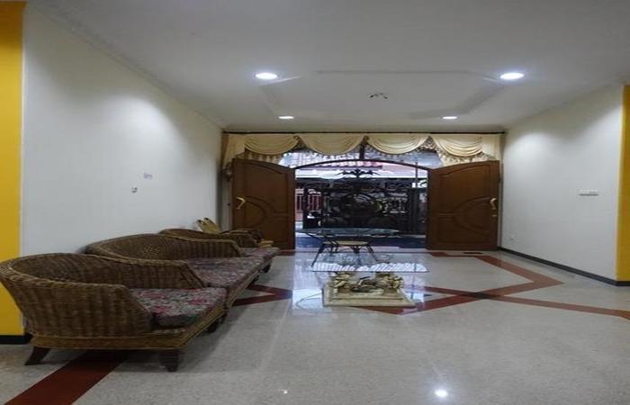 The Backpacker Semarang - Interior
