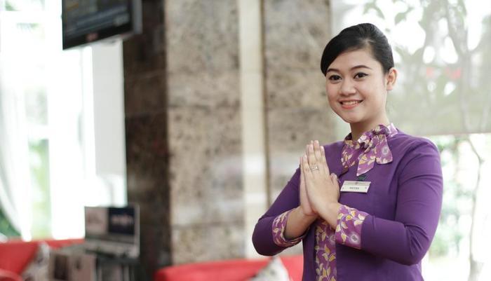 Grand Tjokro Yogyakarta - Service and Soul
