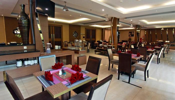 Grand Tjokro Yogyakarta - Tjokro Restaurant