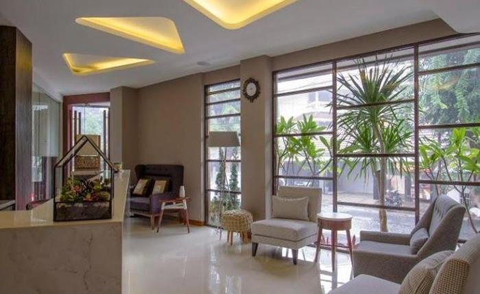 Sawana Suites Jakarta - Lobby
