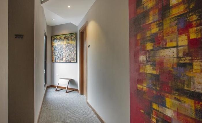 Sawana Suites Jakarta - Koridor