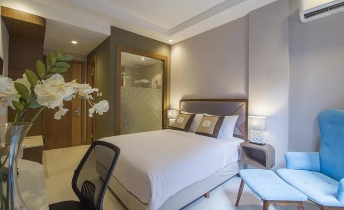 Sawana Suites Jakarta - Kamar tamu