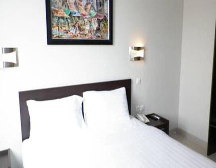 Grand Malabar Hotel Bandung - Kamar tamu