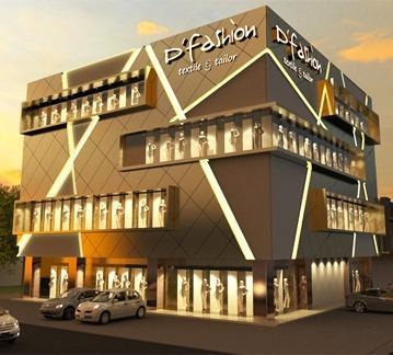 Grand Malabar Hotel Bandung - D'FASHION