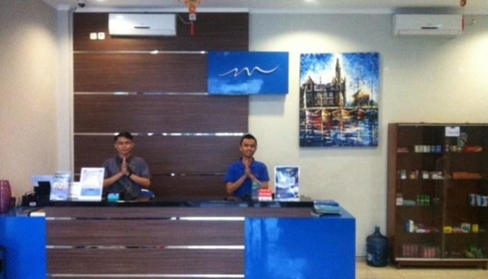 Grand Malabar Hotel Bandung - RESEPSIONIS