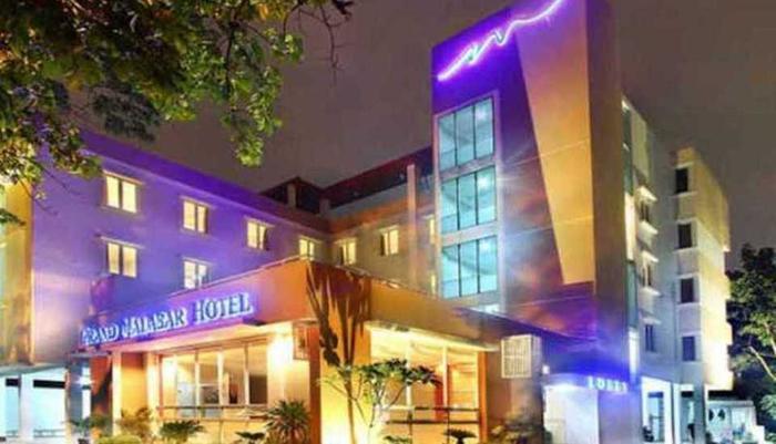 Grand Malabar Hotel Bandung - BANGUNAN