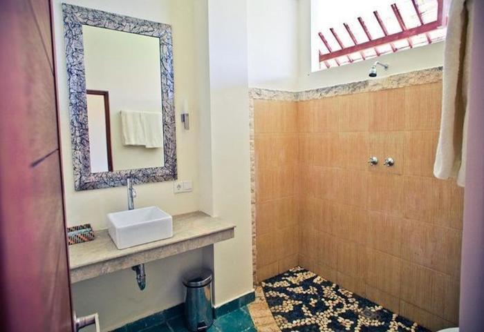 Ecosfera Hotel Bali - Kamar mandi