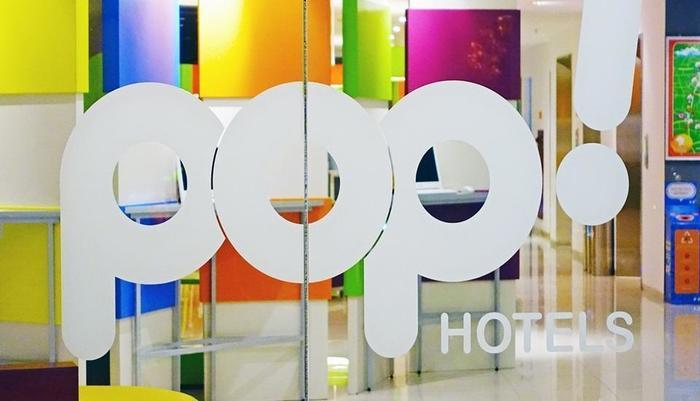 POP Hotel Tanjung Karang - Interior