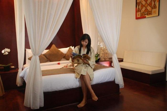 Lavender Luxury Villa & Spa Bali - Suite Room