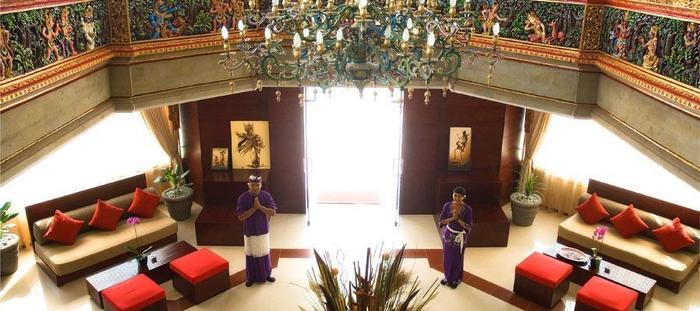 Lavender Luxury Villa & Spa Bali - Lobi