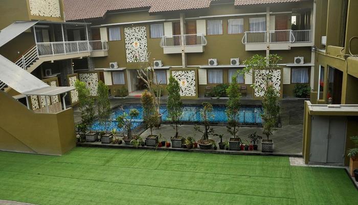 Nueve Jogja Hotel Yogyakarta - View