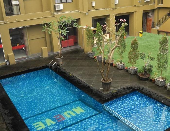 Nueve Jogja Hotel Yogyakarta - Kolam Renang